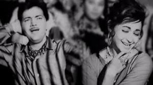 Yoon Hans Hans Ke Na Dekho - Superhit Classic Hindi Song - Prem Chopra, Helen - Dr. Vidya (1962)