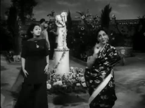 Baag Me Koyaliya Yehi Gaye 2 - Classic Fun Song - Dilip Kumar, Mumtaz Shanti - Ghar Ki Izzat (1948)