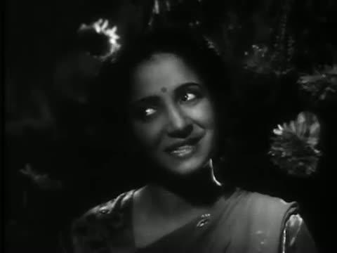 Taro Ki Toliyo Ye Kaisa Hai - Classic Romantic Song - Dilip Kumar, Mumtaz Shanti - Ghar Ki Izzat (1948)