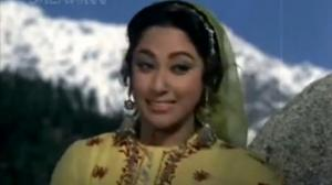 Chand Si Mehbooba Ho Meri - Himalay Ki God Mein (1965) - Manoj Kumar & Mala Sinha