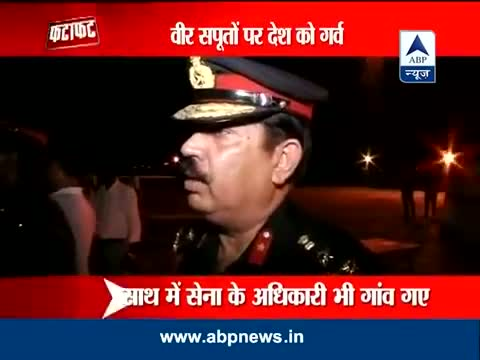 LOC killings: Indian Army proud of their martyrs
