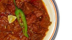 Eid Special Spicy Mutton Curry - Achari Gosht Recipe