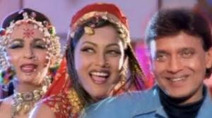 Dakiya Roj Gali Me Ave - Superhit Bollywood Folk Dance Song - Mithun Chakraborty - Aaj Ka Boss (2008)