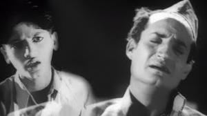 Boot Polish Karawa Le Baabu - Classic Emotional Song - Dilip Kumar, Mumtaz Shanti - Ghar Ki Izzat (1948)