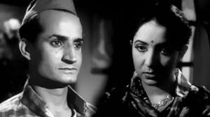 Haye Dard Jara Dum Le - Classic Bollywood Song - Dilip Kumar, Mumtaz Shanti - Ghar Ki Izzat (1948)
