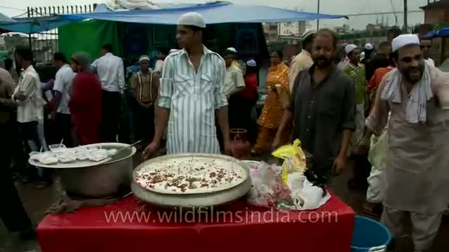 Falooda dish is a favorite on Eid-Ul-Fitr