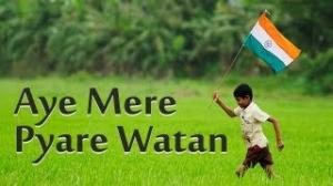 Aye Mere Pyare Watan - Official Song Video - Happy Independence Day - Independence Day Special