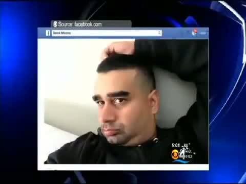 Derek Medina Posts Picture Of Dead Wife On Facebook