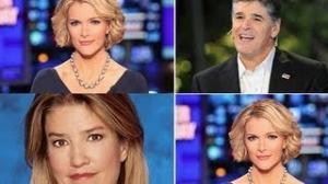 MEGYN KELLY & Fox News PAIRING Hannity or Greta