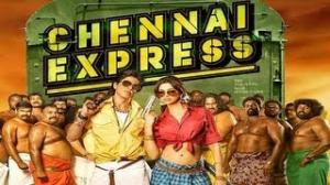 Chennai Express Movie Review by Bharathi S Pradhan