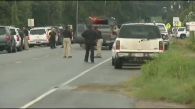 Hostage Freed From La. Bank, Two Still Inside