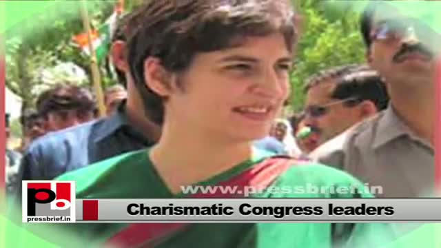 Sonia Gandhi, Rahul Gandhi and Priyanka Gandhi -- real mass leaders