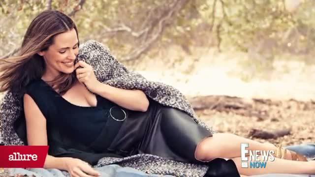 Jennifer Garner Talks Botox