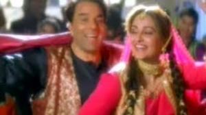 Main Jatt Ludhiyanewala - Hindi Wedding Song - Loh Purush (1999) - Dharmendra
