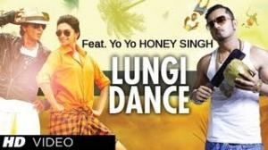 Chennai Express Song - Lungi Dance - Feat. SRK, Deepika & Honey Singh I