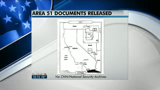 U.S. Confirms Area 51 Existence With exact location