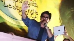 Shahrukh Khan Chennai Express Maratha Mandir