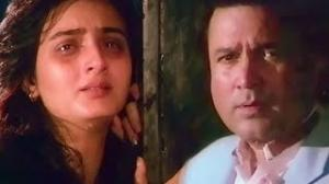 Tere Mere Pyar Ka (Sad) - Hindi Movie Song - Begunaah (1991) - Rajesh Khanna, Farha Naaz