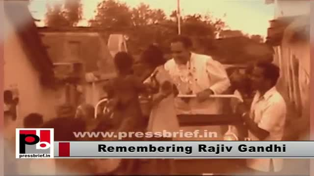 Remembering Rajiv Gandhi on his 69th birth anniversary