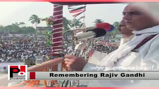 Remembering legendary Rajiv Gandhi on his 69th birth anniversary