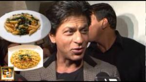 Shahrukh Khan turns CHEF for Happy New Year