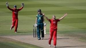 England Women v Australia Women - Lord's - Australia Innings