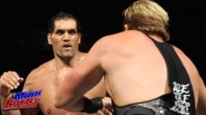 The Great Khali vs. Jack Swagger: WWE Main Event - Aug. 21, 2013