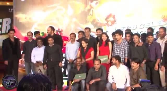Chennai Express SUCCESS PARTY: Shahrukh Khan, Rohit Shetty & 200 crores