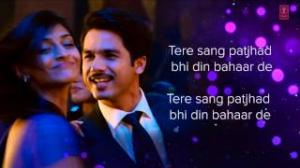 Mallo Malli Naal Yaar De Lyrical Video Song - Mausam - Shahid kapoor & Sonam Kapoor