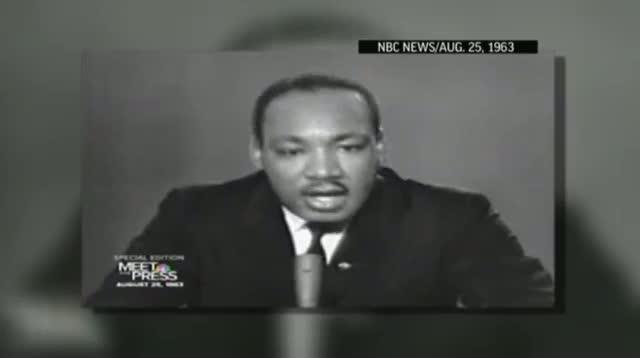 MLK Interviewed Days Before 1963 March