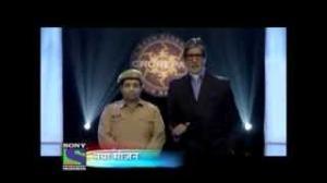 Kaun Banega Crorepati 2013 - Police - Promo 3 - Coming Soon
