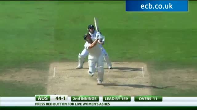 England v Australia Highlights, 5th Investec Ashes 2013 Test, Day 5 Afternoon, Kia Oval 2013
