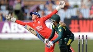 England Women v Australia Women - 3rd ODI Highlights 2013
