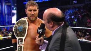 WWE SmackDown: Cody Rhodes vs. Curtis Axel - Aug. 23, 2013