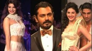 Bollywood Celebs Walk Ramp For LFW 2013
