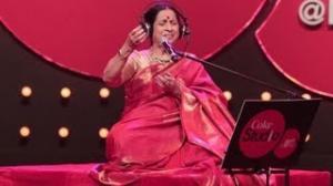 MTV Coke Studio (Season 3) - Aigiri Nandini - Ram Sampath, Padma Shri Aruna Sairam & Sona Mohapatra - 24 August 2013