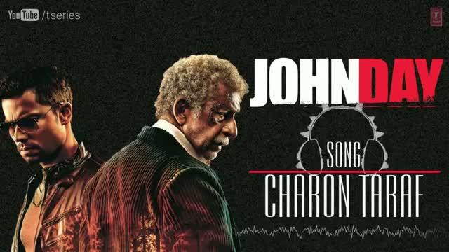 Charon Taraf Full Song (Audio) John Day - Randeep Hooda & Naseeruddin Shah