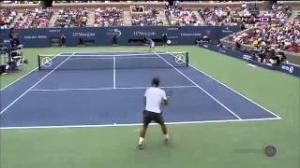 Rafael Nadal vs Ryan Harrision - US Open 2013 - Set 1 (Part 5)