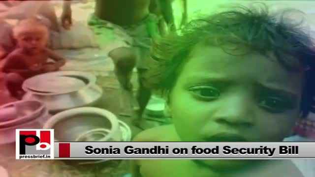 Sonia Gandhi leads discussion on Food Security Bill in Lok Sabha