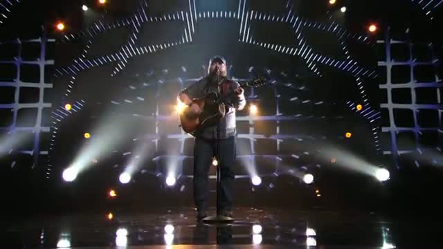 """Dave Fenley - Spice Girls' """"Say You'll Be There"""" Cover - America's Got Talent Semi-Finals 2013"""