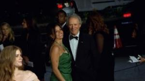 Clint Eastwood and Dina Separate