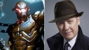 James Spader Is Ultron In AVENGERS: AGE OF ULTRON - AMC Movie