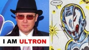 James Spader is Ultron in Avengers 2 Age of Ultron - Beyond The Trailer