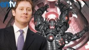 James Spader is Ultron in Avengers 2 Age of Ultron