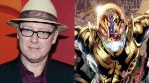 James Spader To Play Villain In 'Avengers: Age of Ultron'