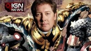 James Spader to Play Ultron in the Avengers Sequel