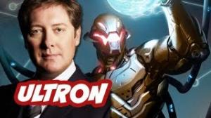 James Spader Is ULTRON - Avengers 2 Age of Ultron