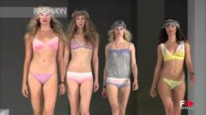 "Bikini Fashion Show ""TCN"" Spring Summer 2014 Barcelona 2 of 5 HD"