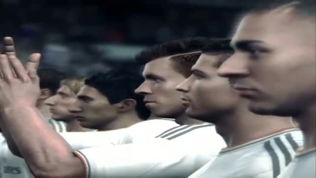 FIFA 14-It just got REAL Gareth Bale in Madrid