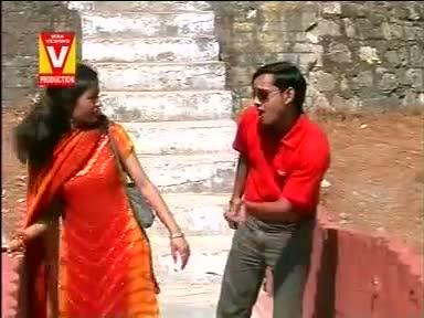 Jhan Maro Lateka | Bhojpuri Kumaoni Hit Songs | Singer - Girish Vargali